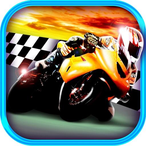 3D Bike Driver Rival Moto Racing Pro