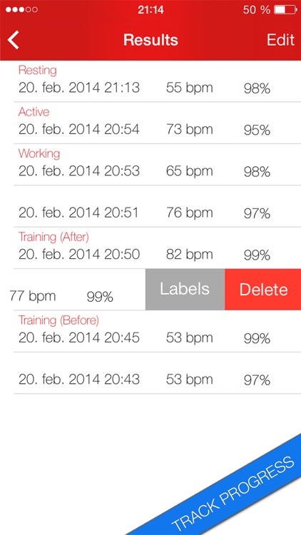 Pulse Oximeter - Heart Rate and Oxygen Monitor App screenshot-3