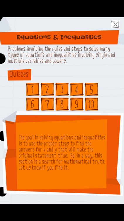 ThUMP Ultimate PreCalculus Algebra by Mathtoons