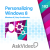 AV for Windows 8 - Personalizing Windows 8