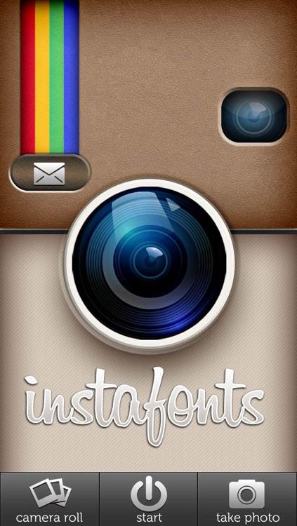 InstaFonts screenshot-4
