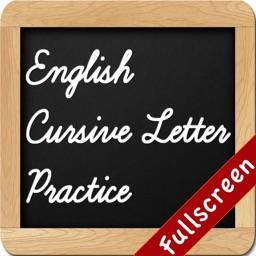 Cursive Practice FullScreen