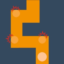 The Line Free Multiplayer Pro Game Stay on the Line Drag Finger and Avoid Edges