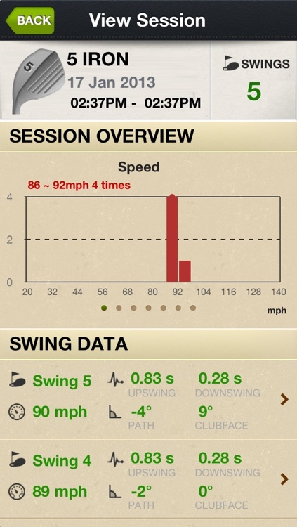 mySwing screenshot-1