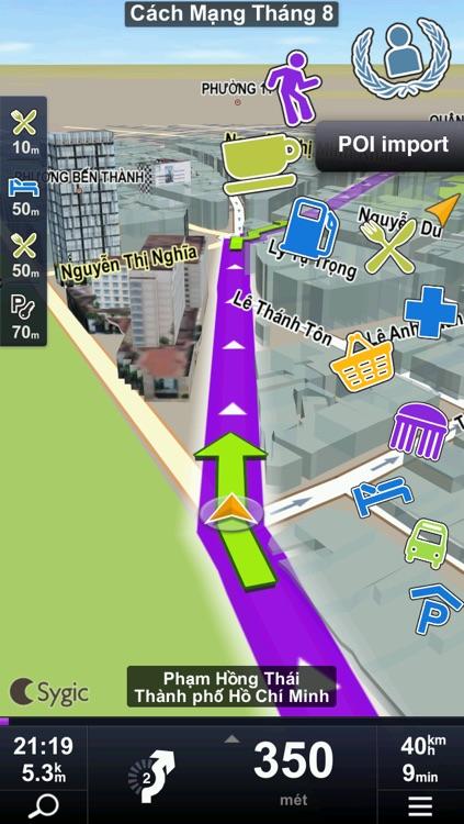 Sygic Việt Nam: GPS Navigation