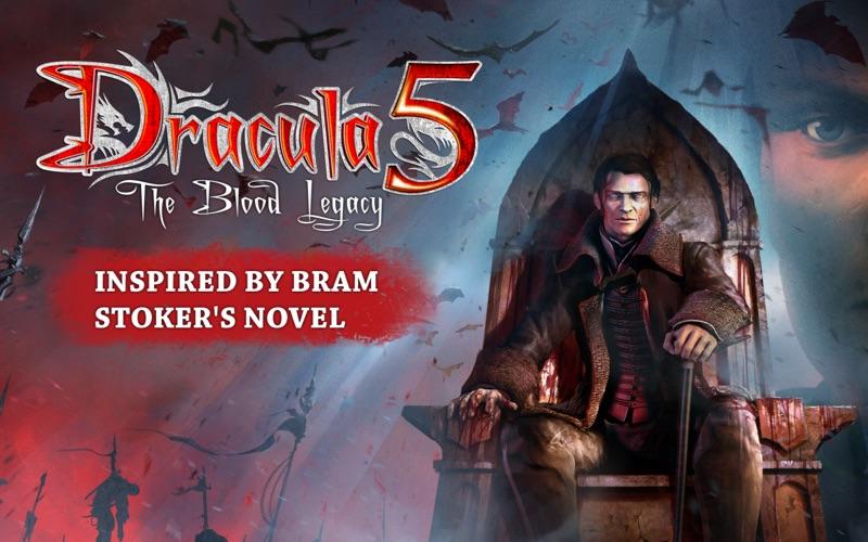 Dracula 5 : The Blood Legacy screenshot 1