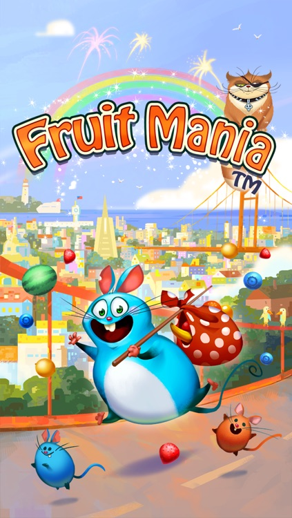 Fruit Mania™ screenshot-4