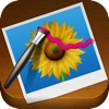 Paint On Photos - POP - Draw On Your Photos Images And Screnshots - iPhoneアプリ