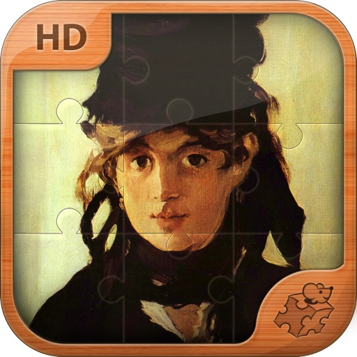 Edouard Manet Jigsaw Puzzles  - Play with Paintings. Prominent Masterpieces to recognize and put together