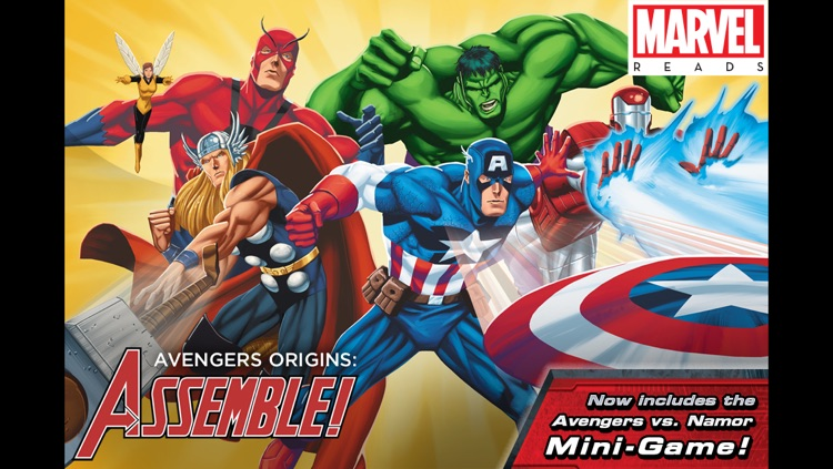 Avengers Origins: Assemble! screenshot-0