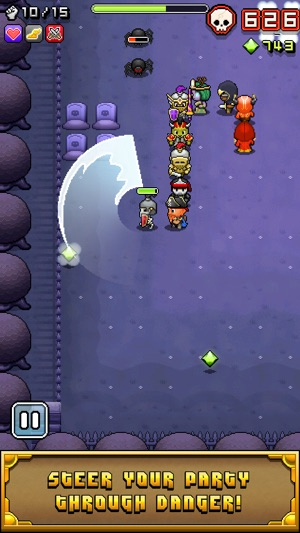 Nimble Quest Screenshot