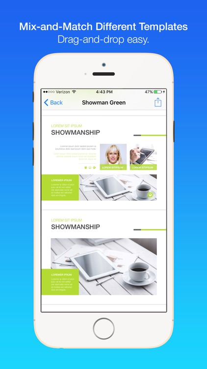 Pro Templates for Keynote
