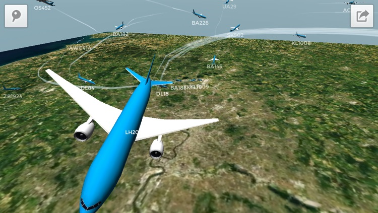 Plane Finder 3D screenshot-1
