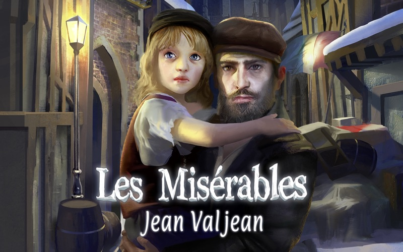 Les Misérables - Jean Valjean screenshot 1