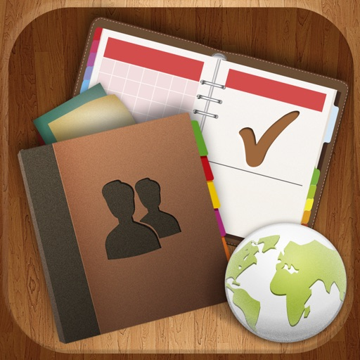 EveryThink - Organizer, Calendar & To Do Manager. Integrated with Data - Sync to Outlook, Google & Yahoo - Access to Box, Dropbox, Evernote & Google Drive