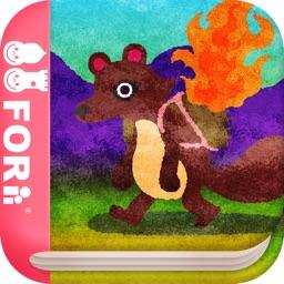 Kachi-kachi Mountain (FREE)  - Jajajajan Kids Songs & Coloring picture books series