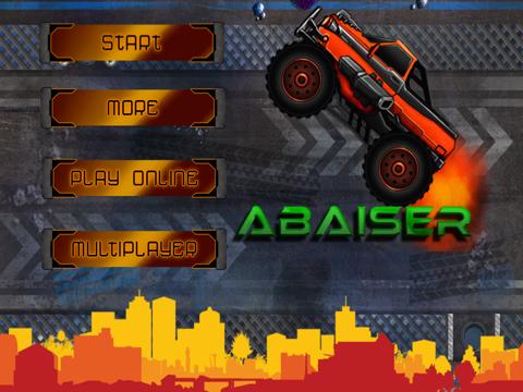 Abaiser Monster Trucks Vs Zombies: Free Words War Game-ipad-4