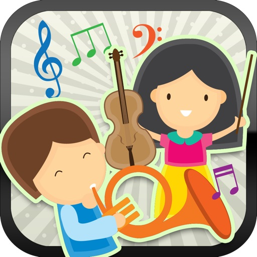 A Kids Music Sing Along Songs : Instrument Play Practice Game - Free Version