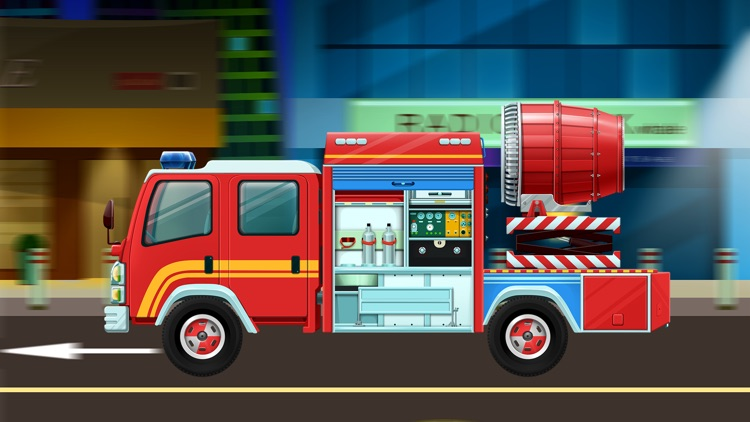 Truck Builder - Driving Simulator Games For Kids screenshot-3