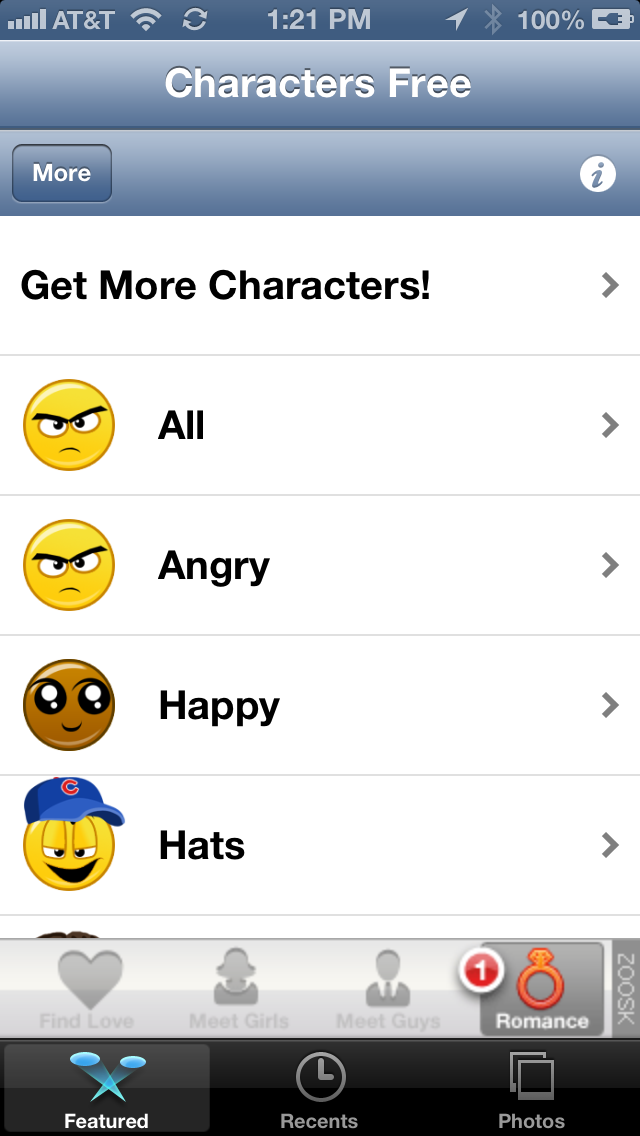 Emoji Characters and Smileys Free!-2