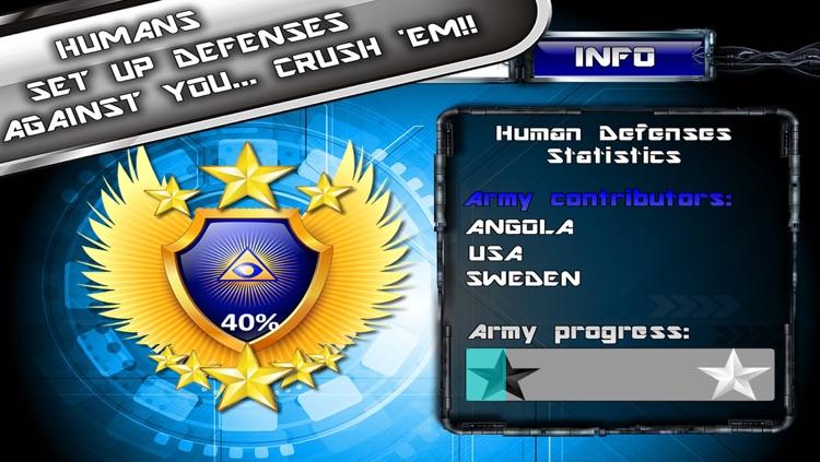 Defcon 1: Alien Invasion screenshot-3