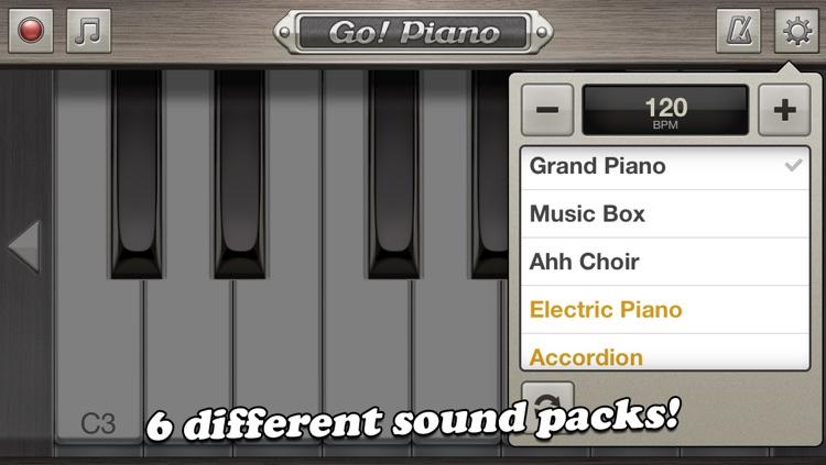 Go! Piano