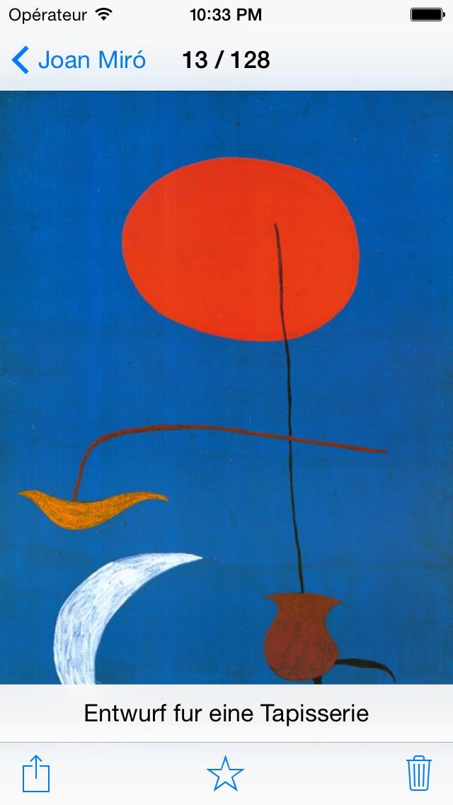 download Miró 128 peintures  (HD  100M+) apps 3