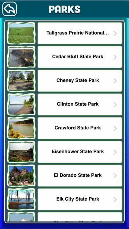 Kansas National & State Parks
