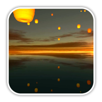 Fairy Lights - Live wallpapers
