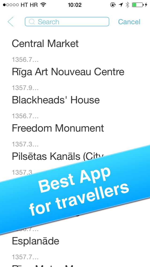 点击获取Riga, Latvia - Offline Guide -