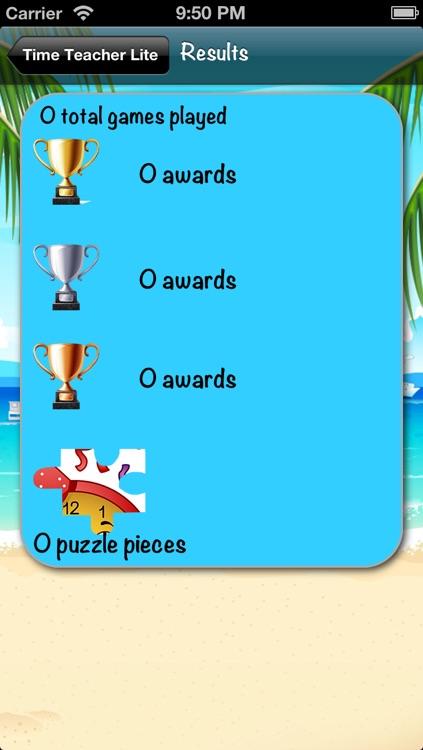 Time Teacher Lite - Learn How To Tell Time screenshot-4