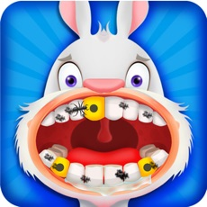 Activities of My Pet Dentist Clinic -  Free Fun Animal Games