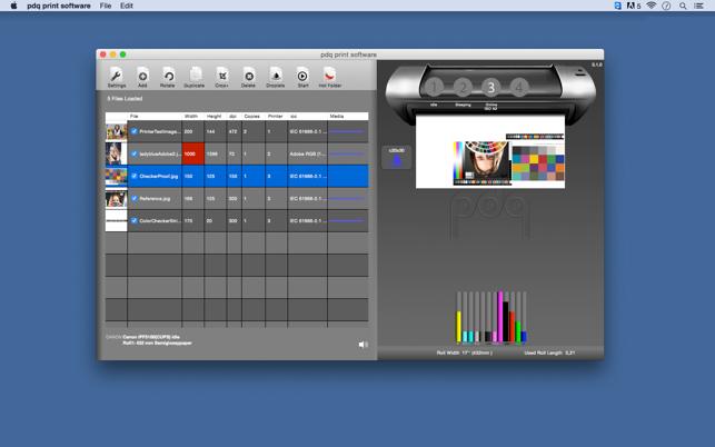 pdq print software