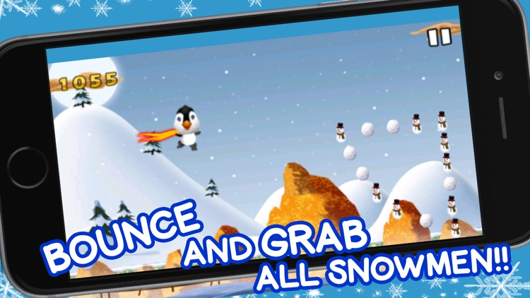Pengu The Flying Penguin: Unforgettable Chilly Adventure in Frozen Land! screenshot-3