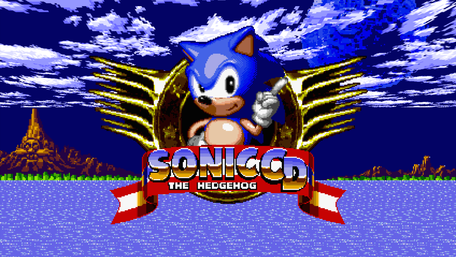 Sonic CD Classic screenshot 7