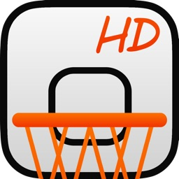 LetsBasket HD [Free! Your Hoop Stats and Score Book, Scoreboard, Timer and Scouting for coach & parents]