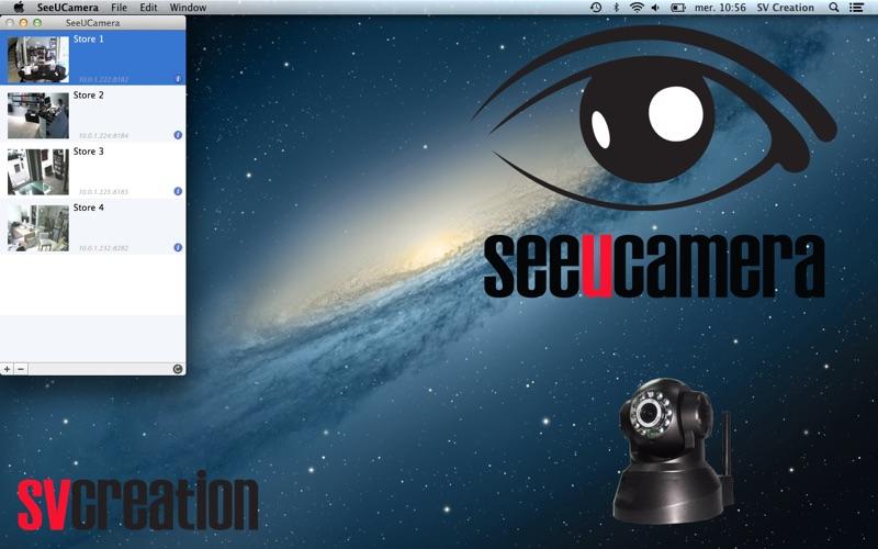 SeeUCamera Screenshot
