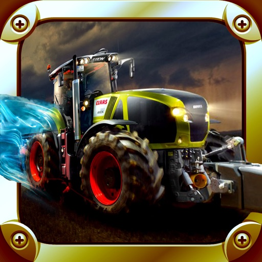 Awesome Tractor Race - Free Turbo Farm Speed Racing Icon