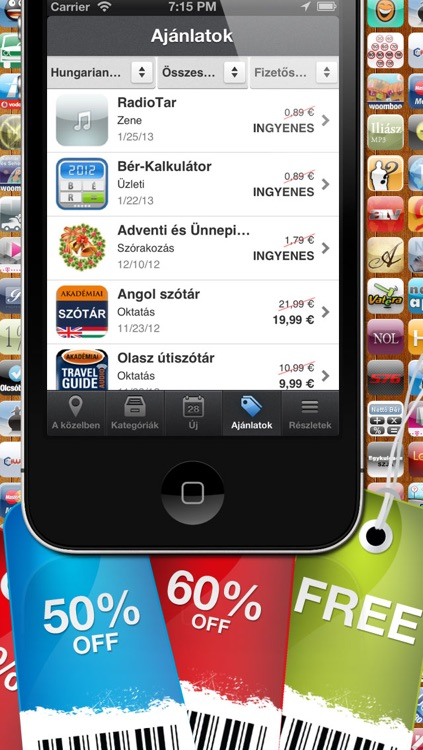 Magyar Apps - Hungarian Apps screenshot-3