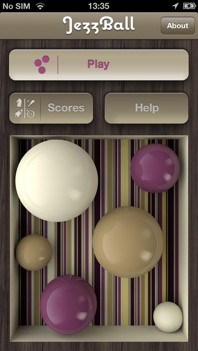JezzBall 3D screenshot one