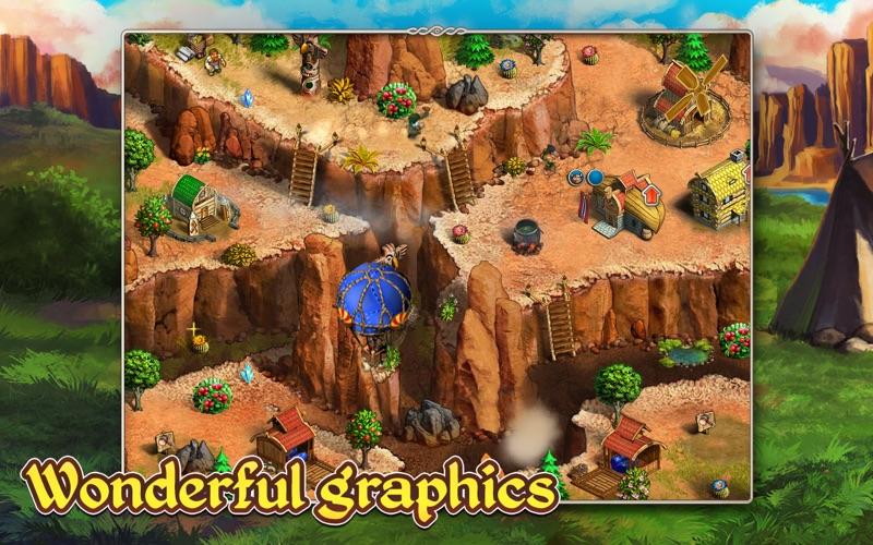 Viking Saga: New World (Freemium) screenshot 5