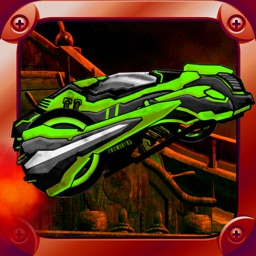 Star Hovercrafts Enterprise: Space Sci Fi Racing Game