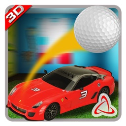 Toy Car Mini Golf Free : 3D Sports Game