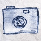 Selfie Paper Camera - Your selfies pictures in sketch mode icon