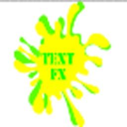 Text EFX