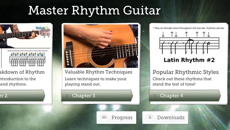 Master Rhythm Guitar