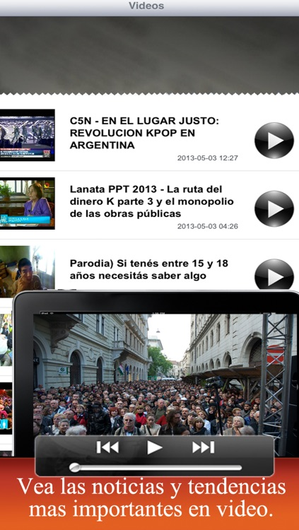 Diarios Peru screenshot-3