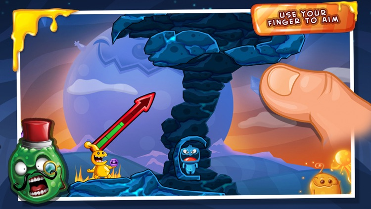 Monster Island screenshot-1