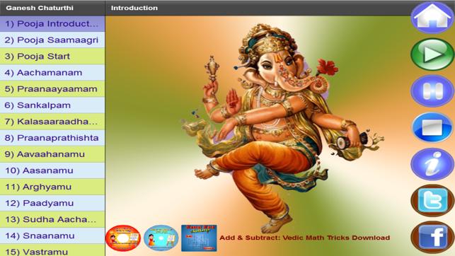 Ganesh Chaturthi Vinayaka Chavithi on the App Store