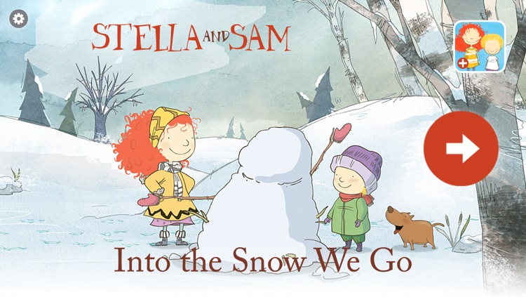 Into the Snow: A Stella and Sam Adventure screenshot-0